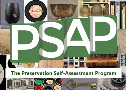 The Preservation Self-Assessment Program Logo