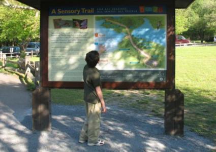 Sensory Trail Map