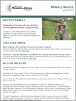 Primary Source April 2018 Issue