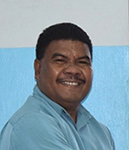 Raynold Mechol, Chief of School Management, Palau Ministry of Education