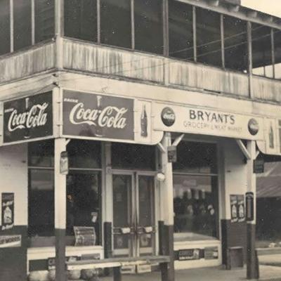 Bryant's Grocery Archival Photo