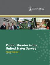 cover of 2011 PLS report
