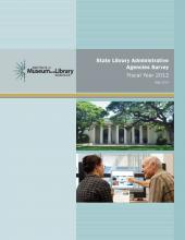 State Library Agency Survey: Fiscal Year 2012