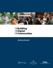 Cover of Building Digital Communities: Getting Started