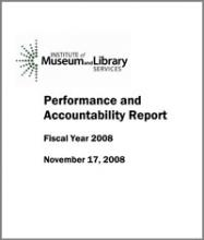 Cover of 2008 Performance and Accountability Report