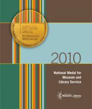 2010 Medals cover