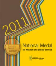 2011 Medals cover