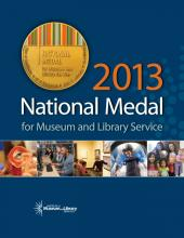 Cover of 2013 National Medal for Museum and Library Service brochure