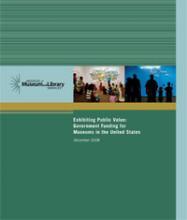 Cover of Exhibiting Public Value