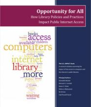 Opportunity for All cover