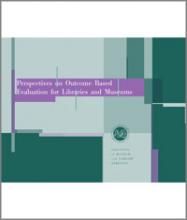 Cover of Perspectives on Outcome Based Evaluation for Libraries and Museums