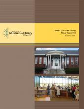 Cover of Public Libraries in the United States: Fiscal Year 2006