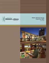 Cover of Public Libraries in the United States: Fiscal Year 2007