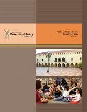 Cover of Public Libraries in the United States: Fiscal Year 2008