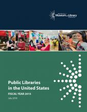 Cover of Public Libraries in the United States Survey: Fiscal Year 2015