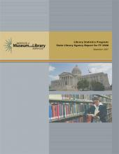 Cover of State Library Agencies: Fiscal Year 2006