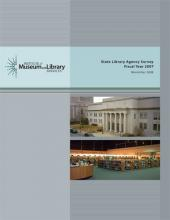 Cover of State Library Agencies: Fiscal Year 2007