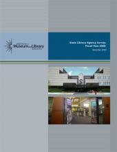 Cover of State Library Agencies: Fiscal Year 2008