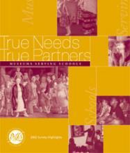 Cover of True Needs, True Partners (2002)